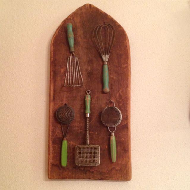 image vintage kitchen craft ideas. primitive kitchen utensils image vintage craft ideas