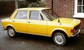 Fiat 128, la terza auto che ho avuto