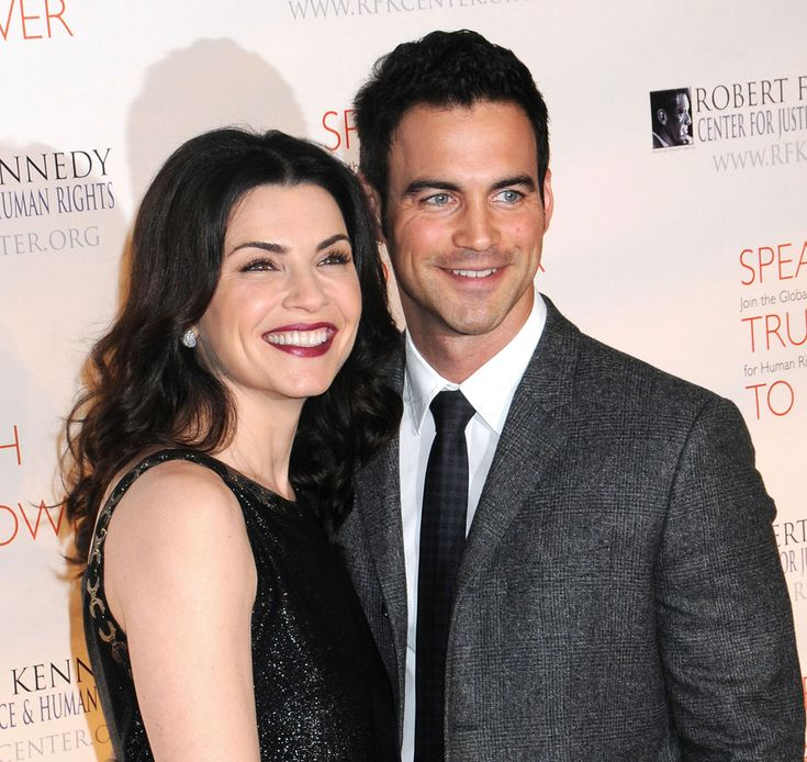 Julianna Margulies and husband Keith Lieberthal. She is 8 ...