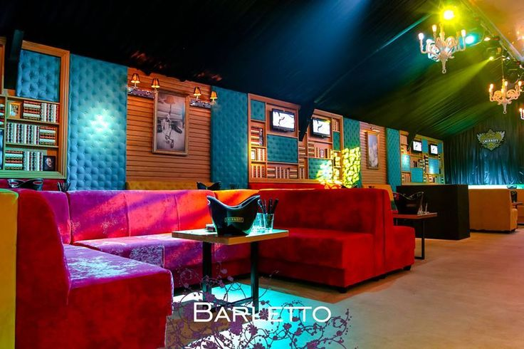 Club Barletto - Bucharest, Romania - made by Alex Dabuleanu from La Designarie https://www.facebook.com/ladesignarie?ref=aymt_homepage_panel