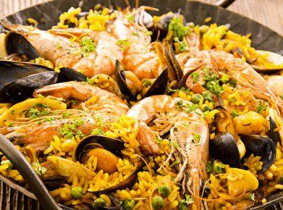 Paella facile - Recettes de cuisine faciles et simples | Recettee