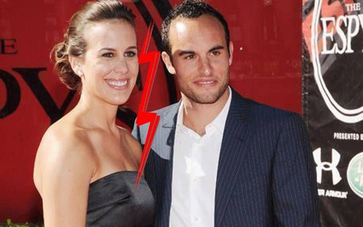 Actress Bianca Kajlich Divorced to Landon Donovan then after Married with Michael Catherwood in 2012