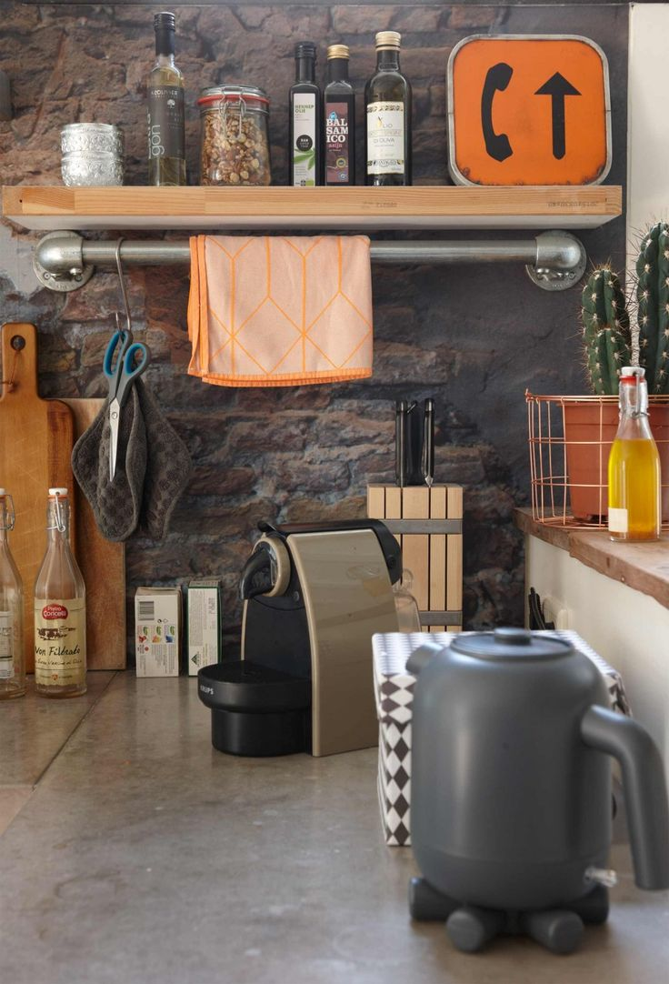 Kitchen details | Photographer Simone de Geus | Styling Maya Burghouts | Text Els Meyer | Bron: 03-2016
