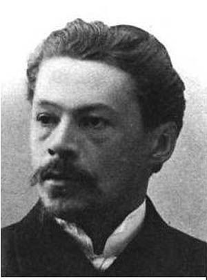 Anton Arensky (1861-19-6)