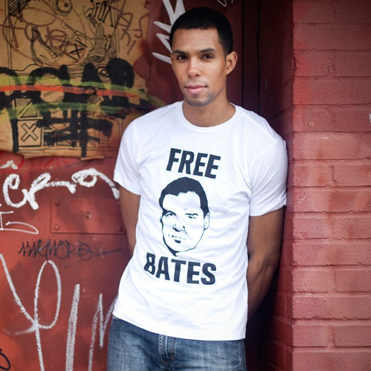 Downton Abbey Free Bates Tee Men's White #downton #abbey