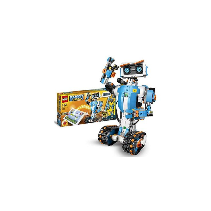 Lego 17101 boost creative toolbox robotics kit 5 in 1 app