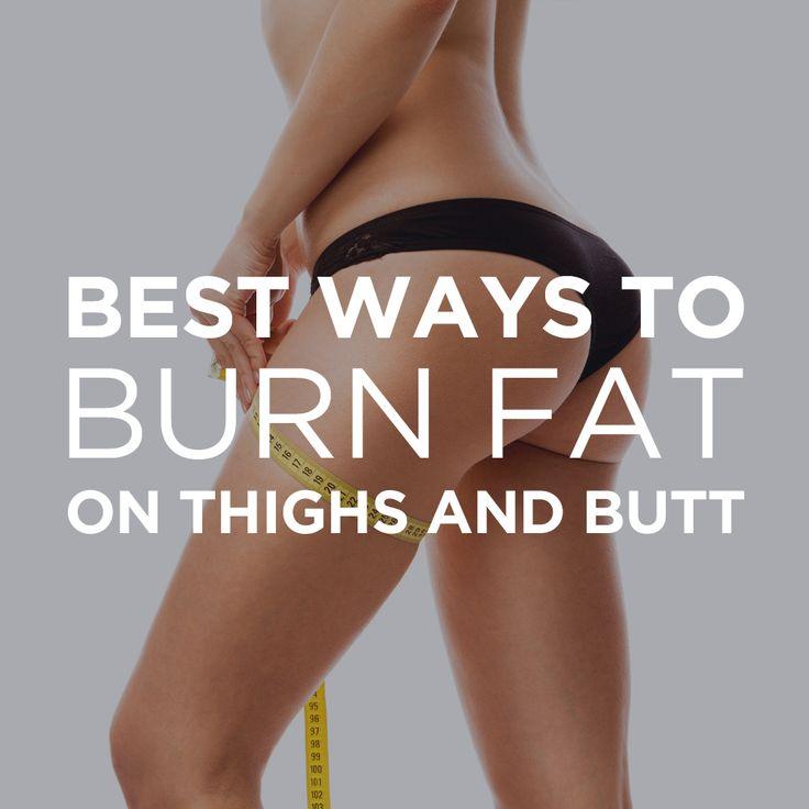 How to burn ass fat