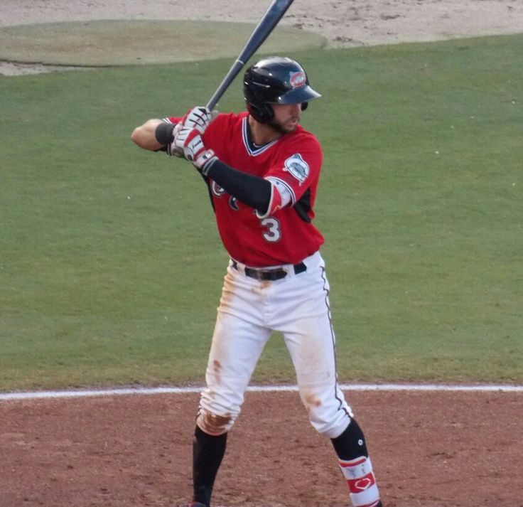 Weston Wilson, Carolina Mudcats Minor league baseball