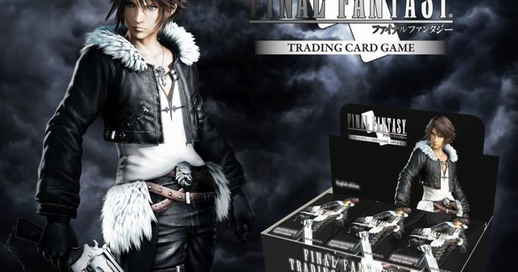 FFTCG: Demo Event in Berlin am 10.03.2018 | Final Fantasy Dojo