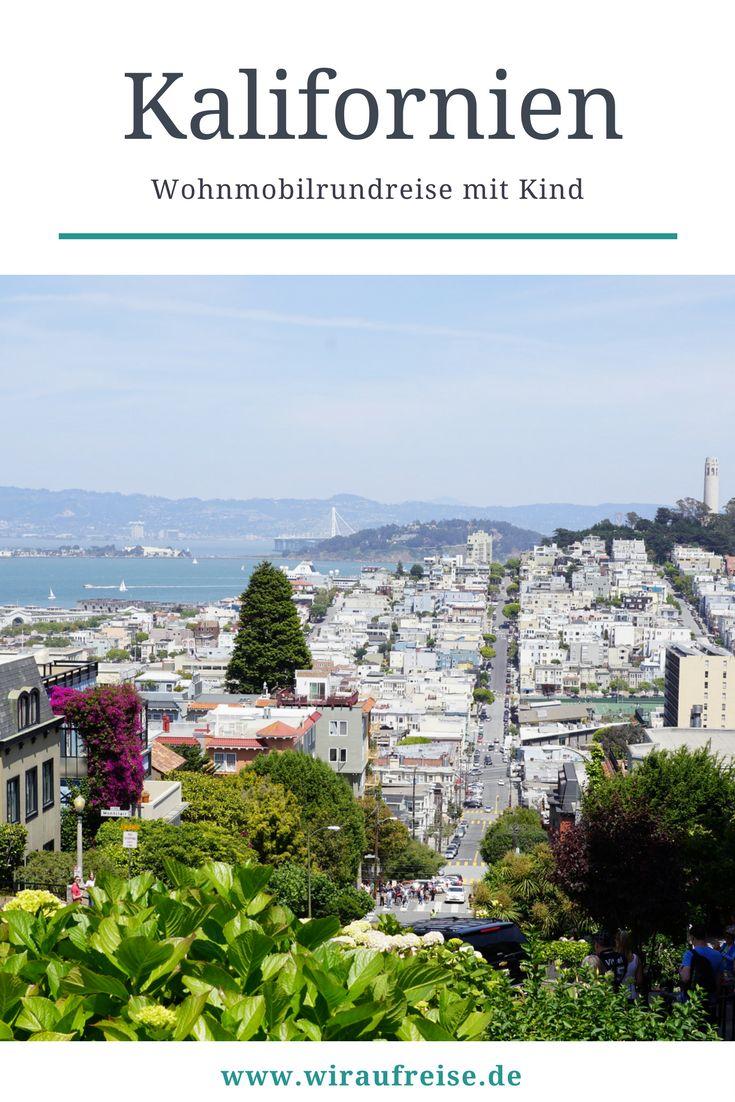 Städtereisen - Mit Kind und Cable Car durch San Francisco