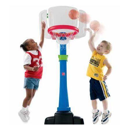 Стойка для баскетбола и футбола Step-2 Двойная игра