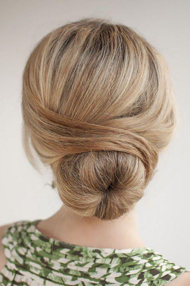 Nicht nur ein schönes Kleid muss her, auch die Haare müssen bei einer Hochzeit perfekt sitzen.