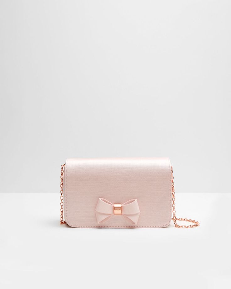 Ted Baker ~ gorgeous pink clutch bag
