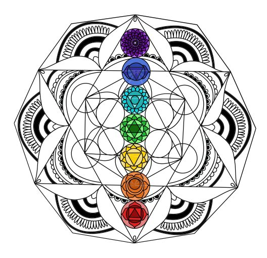 Espacio Mandala | SACRED GEOMETRY SYMBOLS                                                                                                                                                                                 More