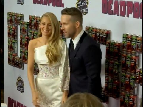 """Ryan Reynolds and Blake Lively apparently make an even better team than we knew!  The Deadpool star whose superhero flick earned Golden Globe nominations in the Best Motion Picture - Musical or Comedy and Best Performance by an Actor in a Motion Picture - Musical or Comedy categories revealed during an interview with ET Canada on Monday that his wife had a pretty big role in developing the character.  EXCLUSIVE: Ryan Reynolds Says Baby No. 2 Is a 'Mini Version' of Daughter James  """"I think…"""