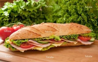 Yellow Submarine Sandwiches