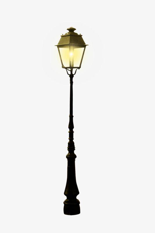 Antigo lampião, Antigo, Lâmpada De Rua, A LuzImagem PNG