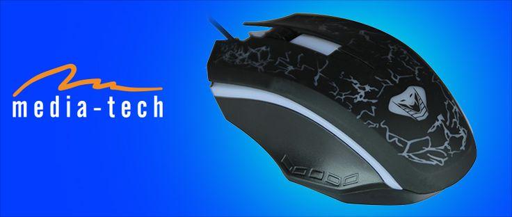Moja pierwsza recenzja, opis + video. Produkt od Media-Tech z edycji COBRA PRO. Prezentuje wam myszkę o nazwie COBRA PRO X-LIGHT MT1117.