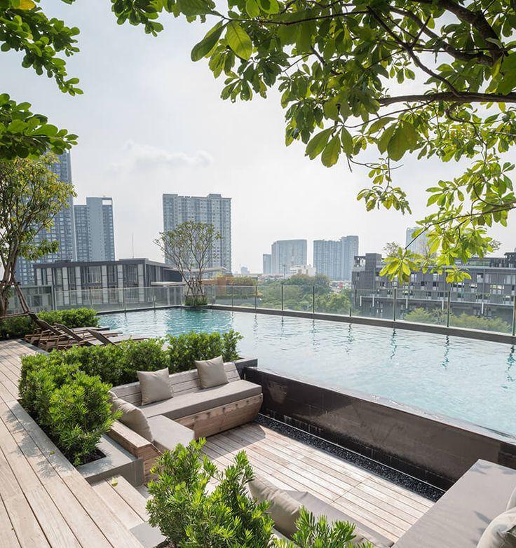 THE BASE Park East - Sukhumvit 77, ready to move in condominium from Sansiri