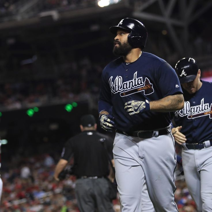 The  Atlanta Braves announced Saturday that they traded #outfielder Matt Kemp to the  Los Angeles Dodgers  for a package consisting of first baseman Adrian Gonzalez, left-handed...  #braves #ladodgers #trade #mlb #baseball #losangeles #atlanta #goblue   http://bleacherreport.com/articles/2680092-matt-kemp-traded-to-dodgers-for-adrian-gonzalez-scott-kazmir-more?utm_campaign=crowdfire&utm_content=crowdfire&utm_medium=social&utm_source=pinterest