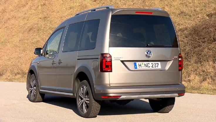 FIRST LOOK: 2016 Volkswagen Caddy Alltrack 4Motion