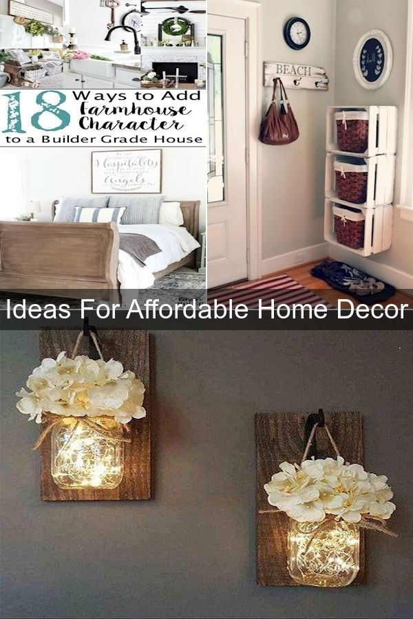 Small Home Decorating Ideas On A Budget Creative Home Decorating Ideas On A Budget Where To B Affordable Home Decor Cheap Room Decor Small House Decorating
