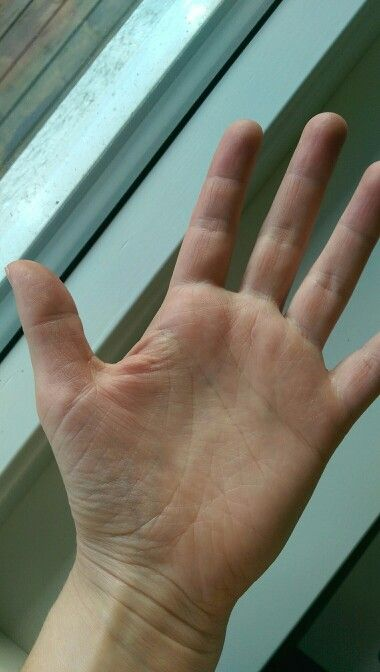 Mi hånd_