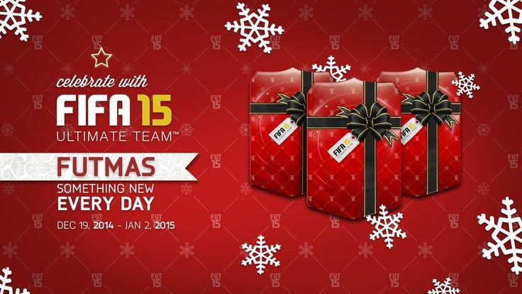 FIFA 15 FUTMAS Cup Tournament & Pack Offer  - First Day