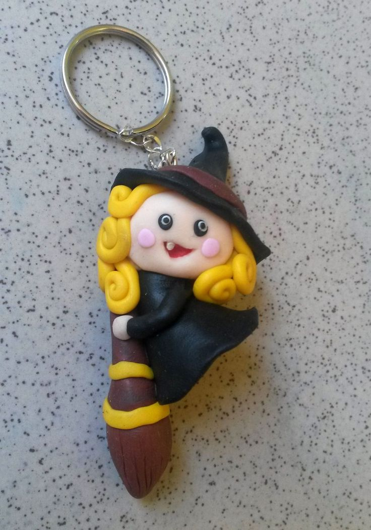 Witch Fimo