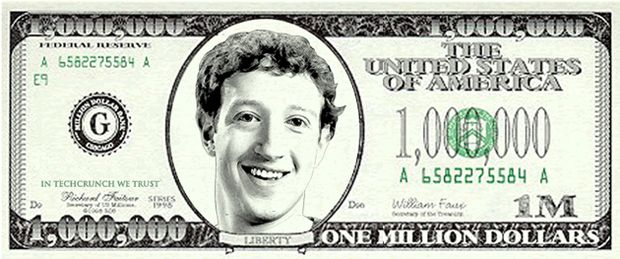 Report: Facebook Revenue Was $1.6B In First Half Of 2011, Net Income $500M