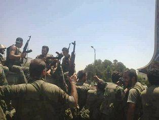 LA VOZ DE SAN JOAQUIN: Fuentes occidentales: el Ejército sirio gana la gu...