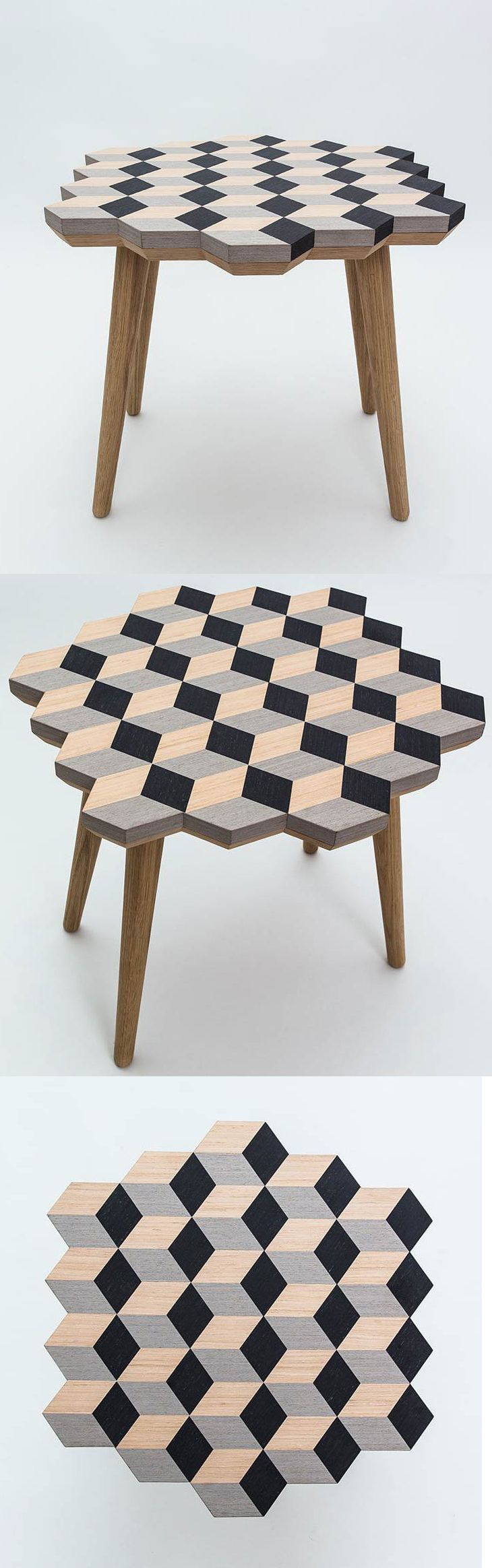 How unique is this stool from AHAlife?! So great.