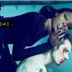 La top model Naomi Campbell celebra esta semana su cumpleaños de una forma muy particular. A sus 42 años, Naomi Campbell ha decidido ir a Tierra Santa con su novio el millonario ruso Vladislav Doronin. Llegó acompañada de alrededor 15 amigos y seis guardaespaldas.