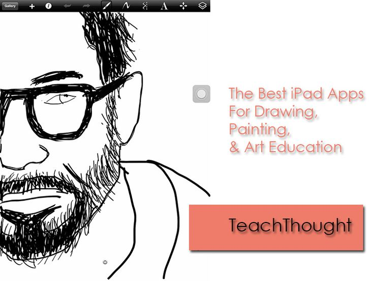 The Best iPad Apps For Drawing, Painting, & Art Education