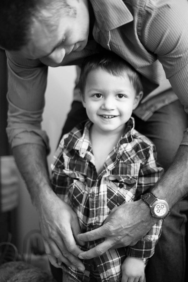 Fathers and their Sons by BriannaKate Photography