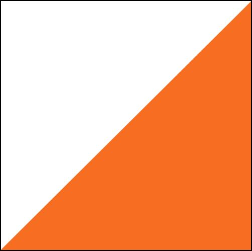 International symbol for orienteering