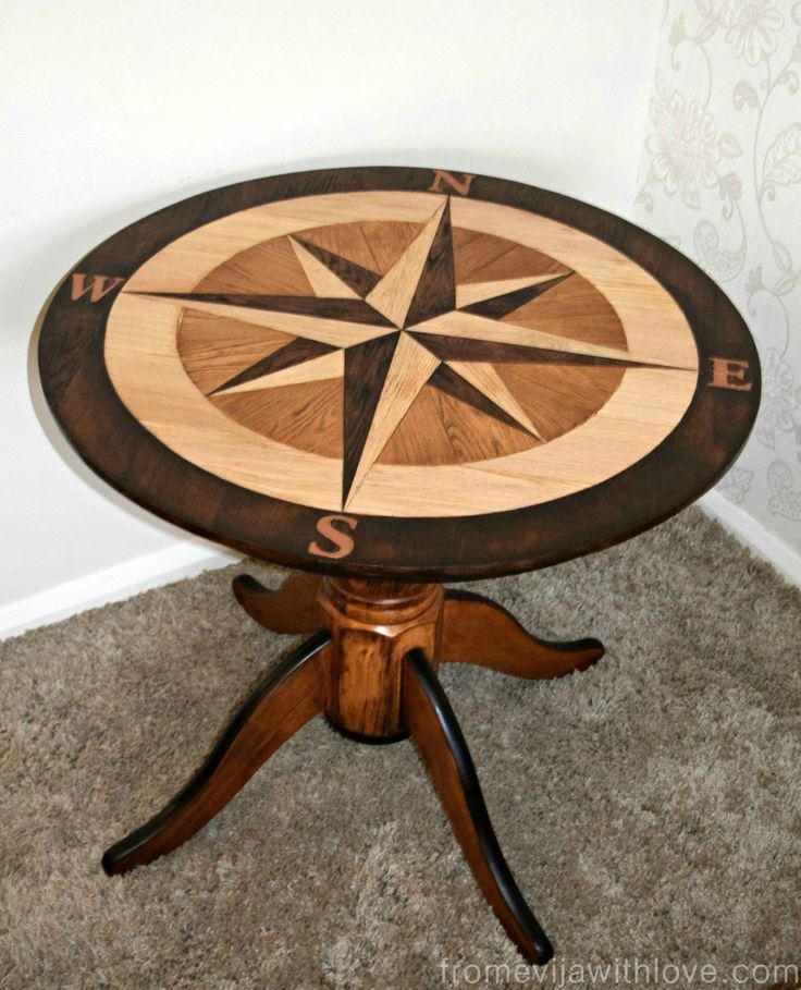 Compass Furniture: 26 Best Compass Stars Images On Pinterest