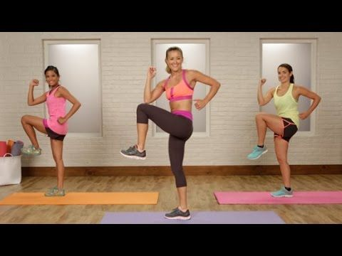 15-Minute Full-Body Workout: Fast and Furious Calorie Burn - YouTube
