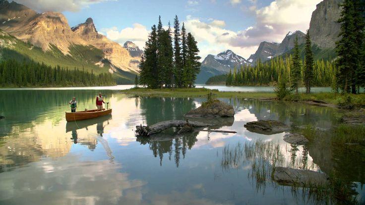 Remember To Breathe - Travel Alberta, Canada
