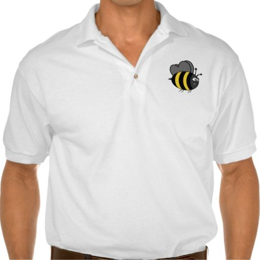 Crazy Bee Polo