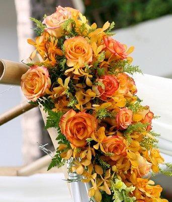 Fall Flower Arrangements for Weddings [Slideshow]