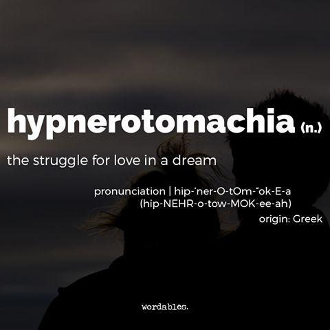 Hypnerotomachia