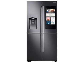Select and compare the latest features and innovations available in the new Family Hub™ Refrigerators: Counter Depth, French Door & More | Samsung US. #HomeAppliancesTheDoors