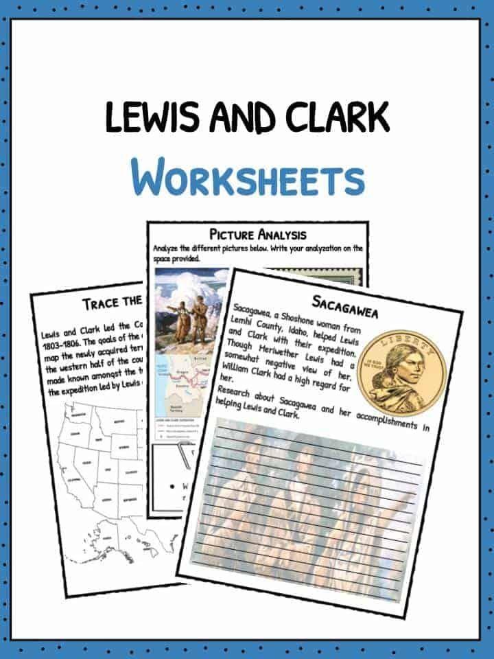Lewis And Clark Westward Expansion Elementary Social Studies Lessons Social Studies Elementary Social Studies Worksheets