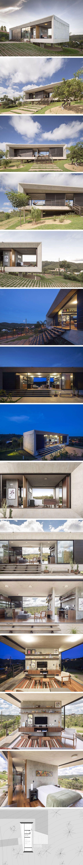 Маленький дом Solar da Serra от 3.4 Arquitetura #tinyhomesdigest #tinyhouse #ecohouse #smallhouse