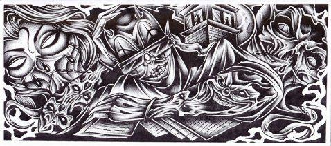 Image result for rikers prison art