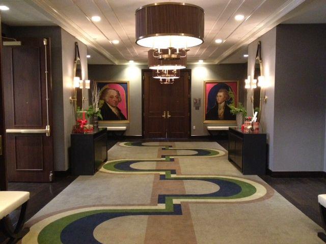 The Most Romantic Hotels for Couples in Philadelphia: Hotel Palomar Philadelphia