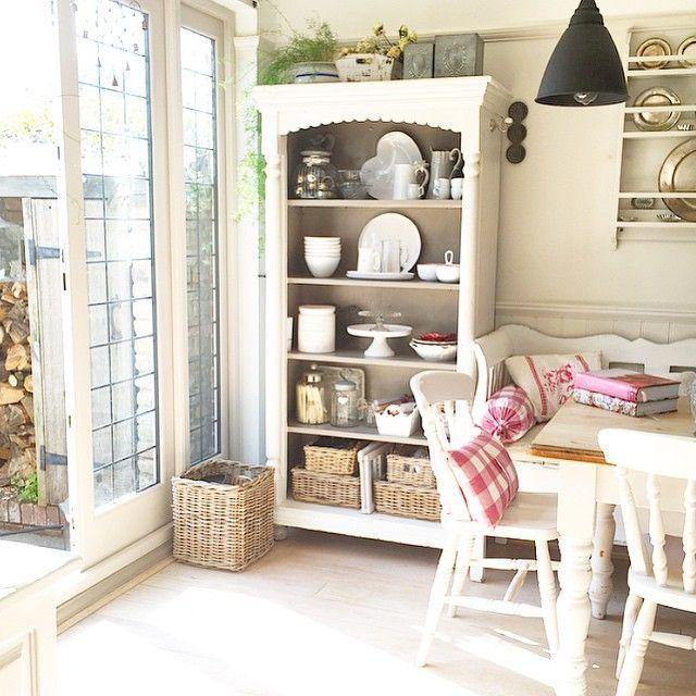 Shabby and charme uno splendido romantico cottage for Interni di charme