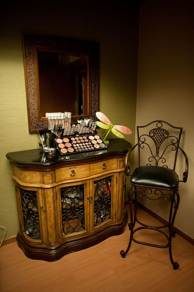 The Makeup Counter At Oregons Grand Salon