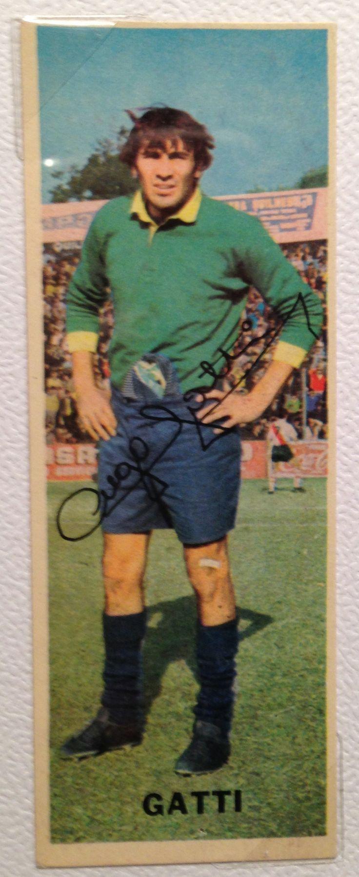 Boca Juniors - Hugo Gatti cuando jugaba en GELP